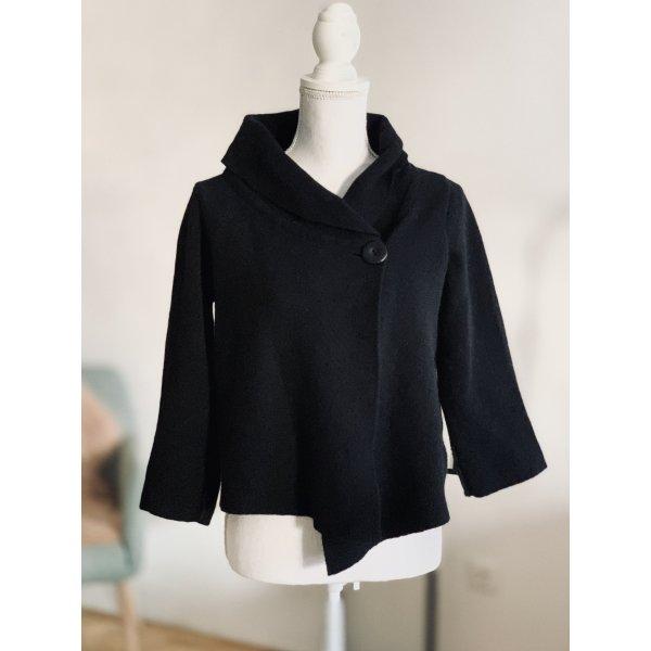 Boléro en tricot noir
