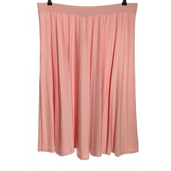 M&S Collection Midirock pink Casual-Look
