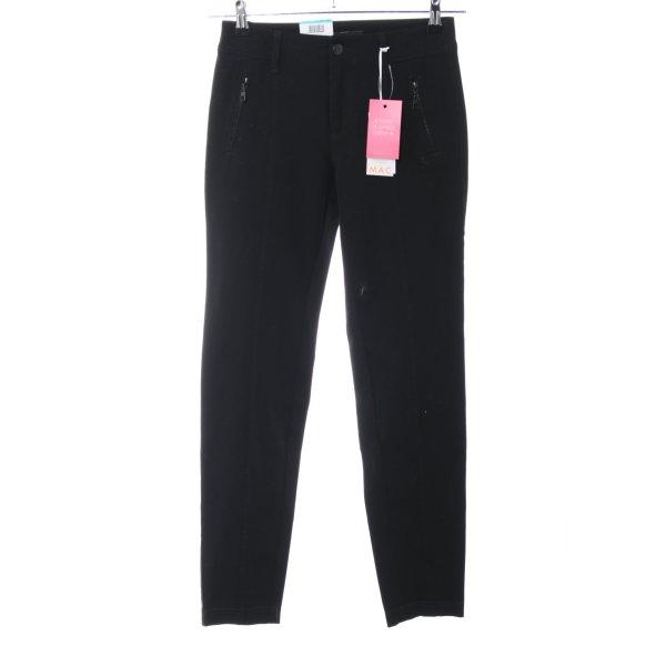 Mac Stretch Jeans schwarz Casual-Look