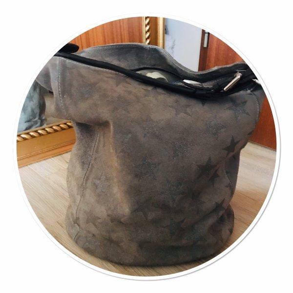 MADE IN ITALY Leather Leder Bag Tasche