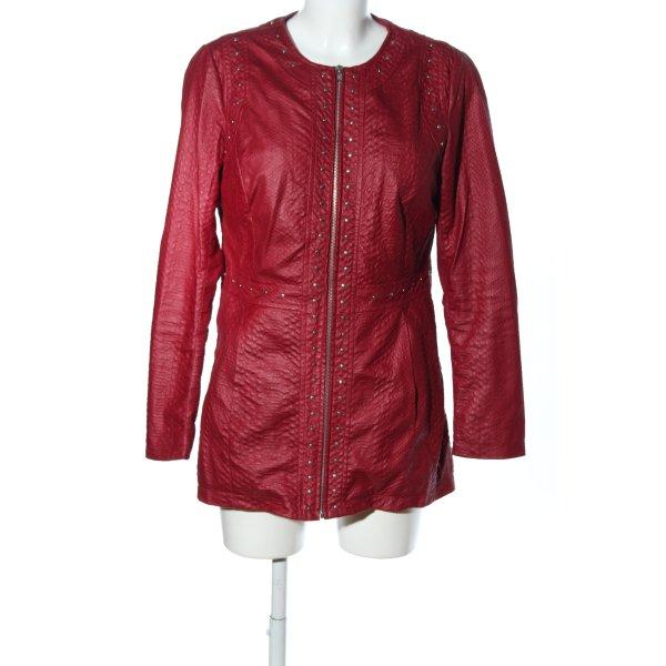 MAINPOL Übergangsjacke rot Casual-Look