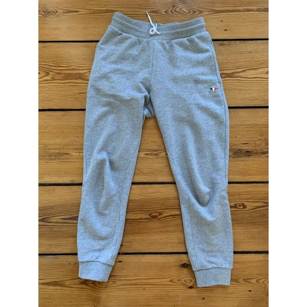 "Maison Kitsune ""Fox"" Jogginghose Sweatpants S Grau"