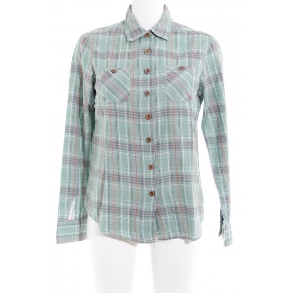 Maison Scotch Langarm-Bluse Streifenmuster Casual-Look