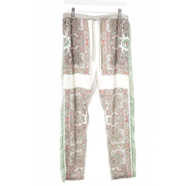 Maison Scotch Stoffhose Ethnomuster Casual-Look