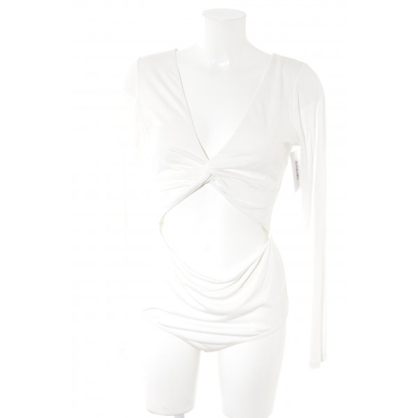 Majorelle Shirt Body natural white elegant