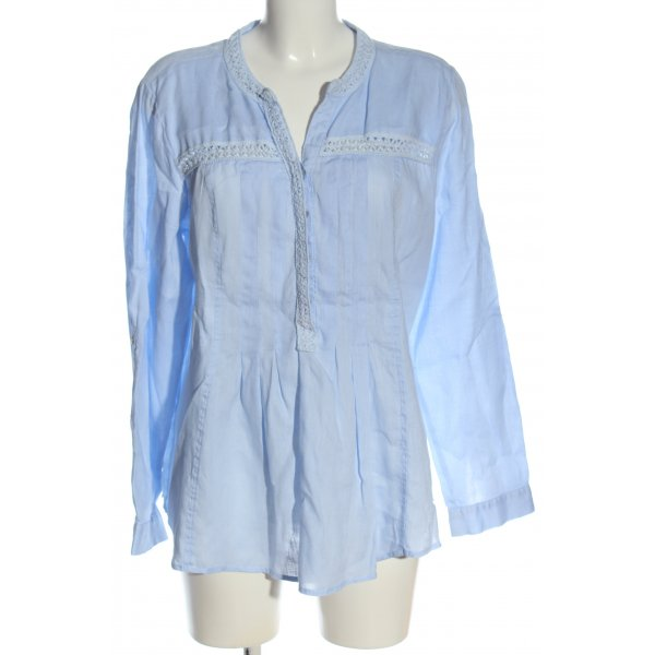 Malvin Hemd-Bluse blau Casual-Look
