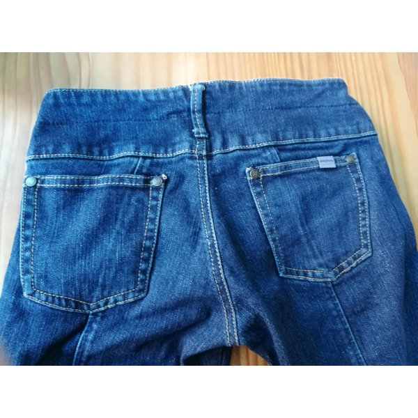 Mango dark blue Jeans/Jeggins