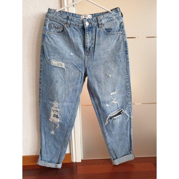 Mango Jeans MOM/Boyfriend Style, M
