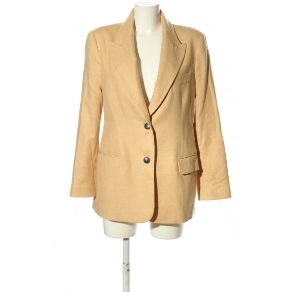 Mango Long-Blazer nude Casual-Look