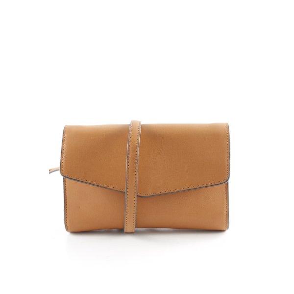 Mango Mini Bag camel casual look