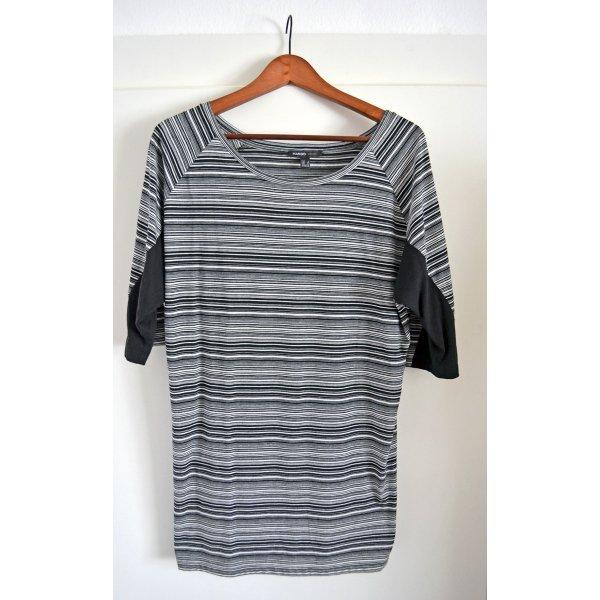MANGO Ringel Longtop, Long Shirt, tolle Qualität, fast neu Gr.S (wie 36)