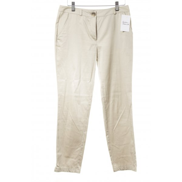 Manguun Chinohose beige Casual-Look