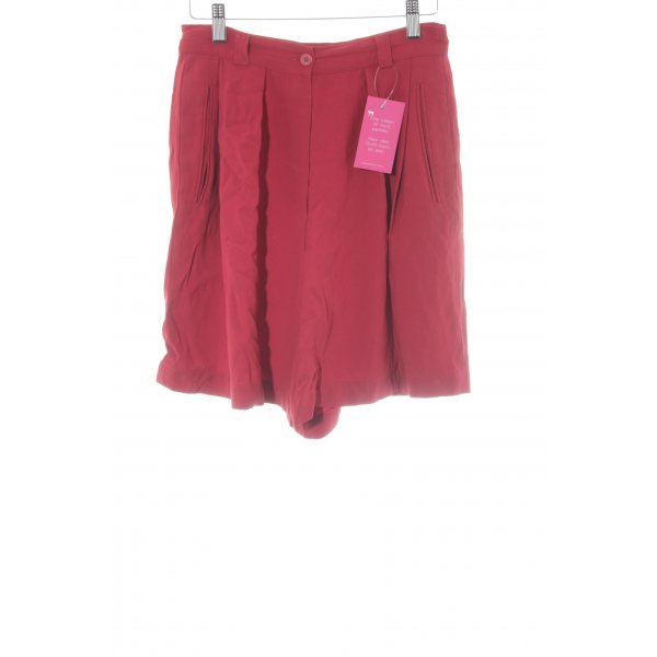 Mani Shorts rot Casual-Look