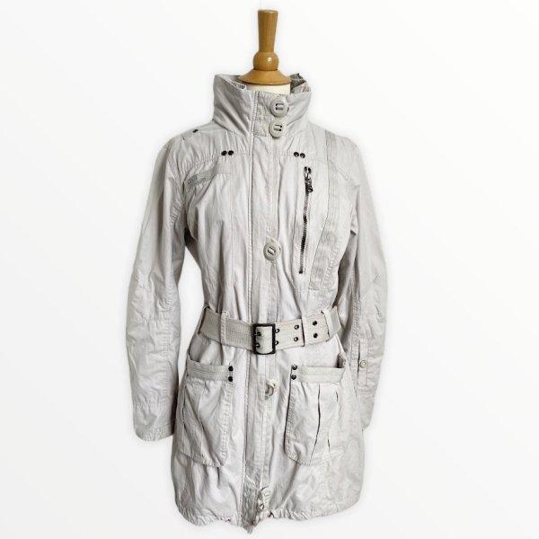 Mantel beige Cecil Gr L