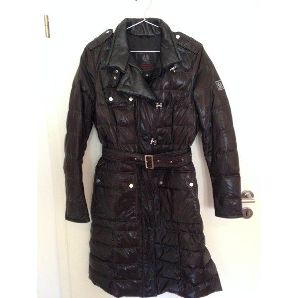 Belstaff Manteau brun noir