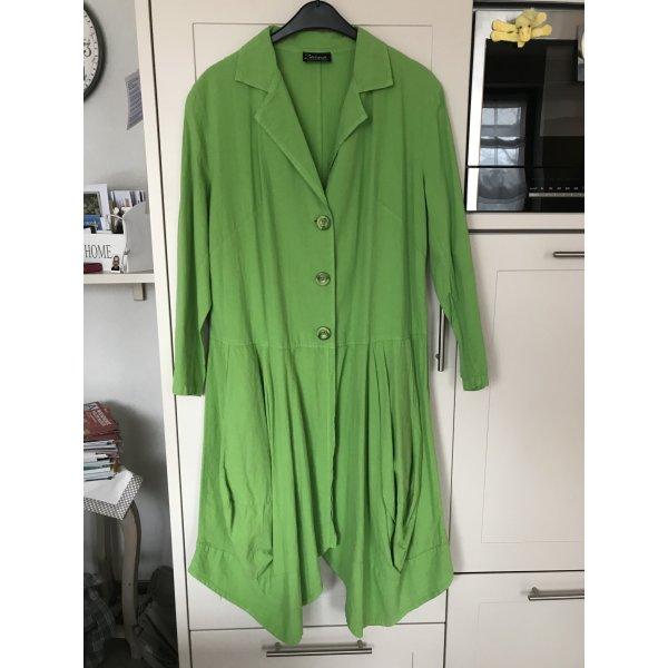 Mantel Frühling/Sommer Long Jacket Gr. 40