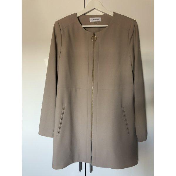 Mantel / Sommermantel / leichte Jacke von Calvin Klein Größe L/XL NEU