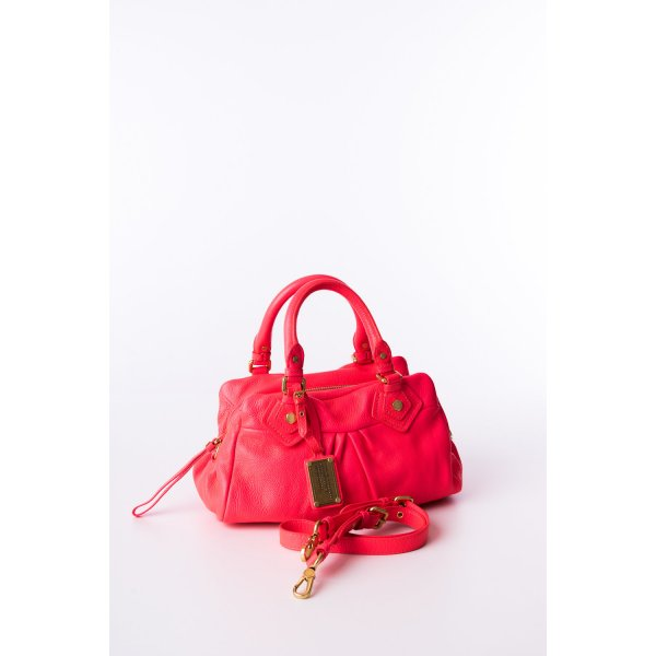 MARC BY MARC JACOBS - Handtasche Classic Groove Baby Neon-Pink