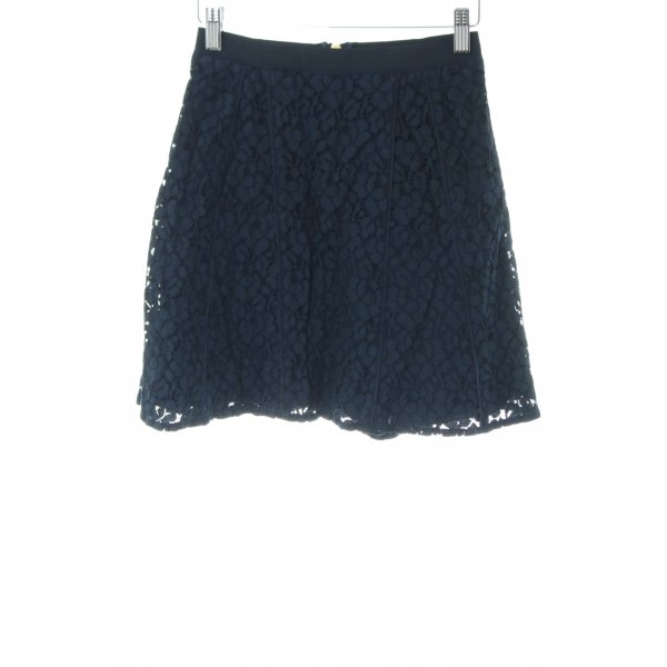 Marc by Marc Jacobs Minirock blau Allover-Druck Casual-Look