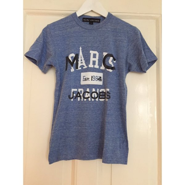 Marc by Marc Jacobs Paris T-Shirt hellblau - S