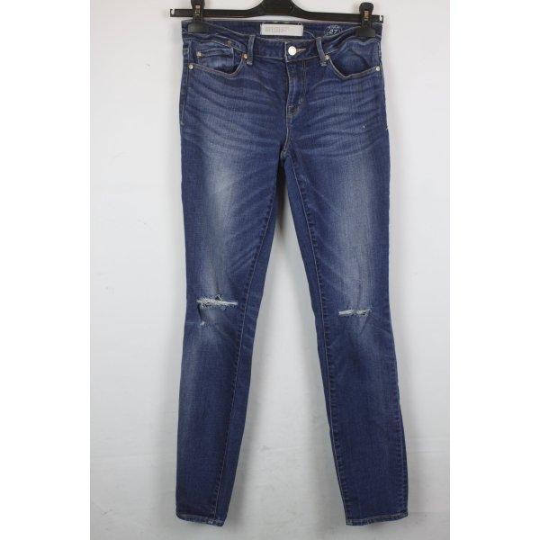Marc by Marc Jacobs Skinny Jeans Gr. 27 denim blue destroyed look (MF/SC/R)