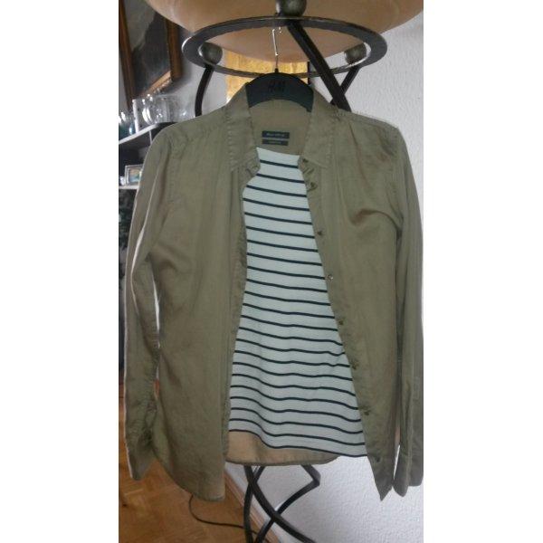 Marc O'Polo Hemd Bluse khaki Gr.36