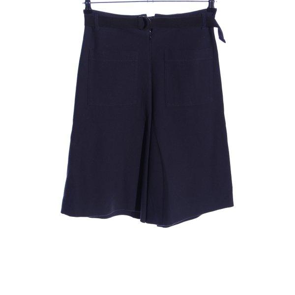 Marc O'Polo High-Waist Hose blau Casual-Look