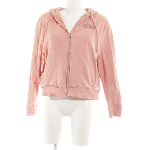 Marc O'Polo Kapuzensweatshirt pink Casual-Look