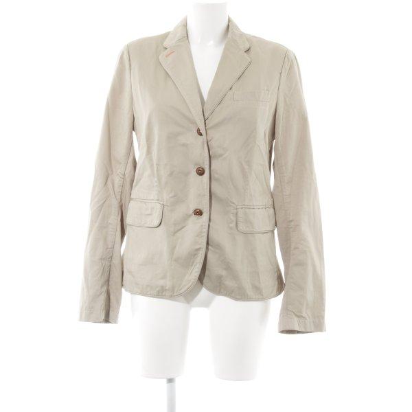 Marc O'Polo Kurz-Blazer beige Casual-Look