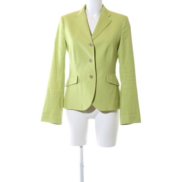 Marc O'Polo Kurz-Blazer grün Business-Look