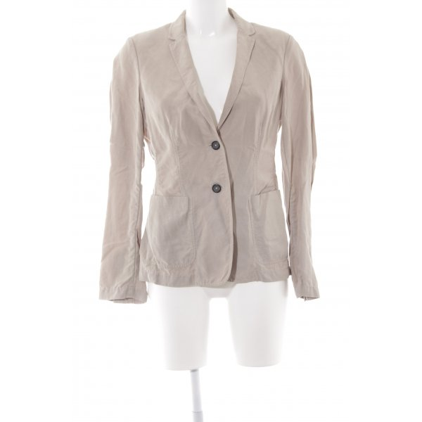 Marc O'Polo Kurz-Blazer hellbeige Business-Look