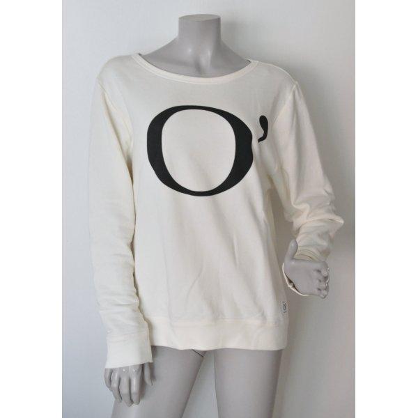 Marc O'Polo O'Sweater 50 Years of O' Sweatshirt 702412954015 Organic Cotton creme Gr. M