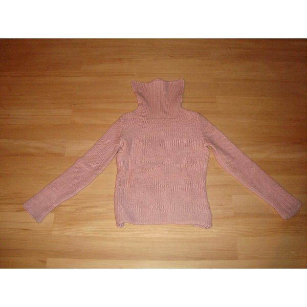 Marc O'Polo Pullover rosa Wolle S 36