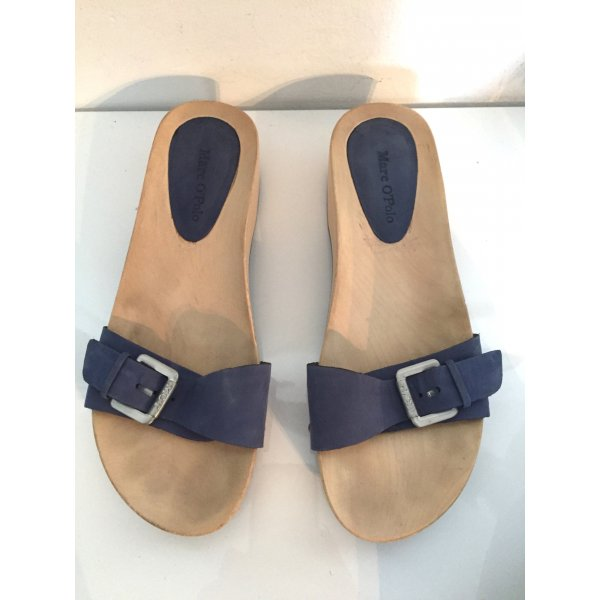 Marc O´Polo Sandalen mit Holzsohle