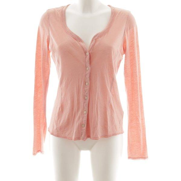 Marc O'Polo Sweatshirt apricot Casual-Look