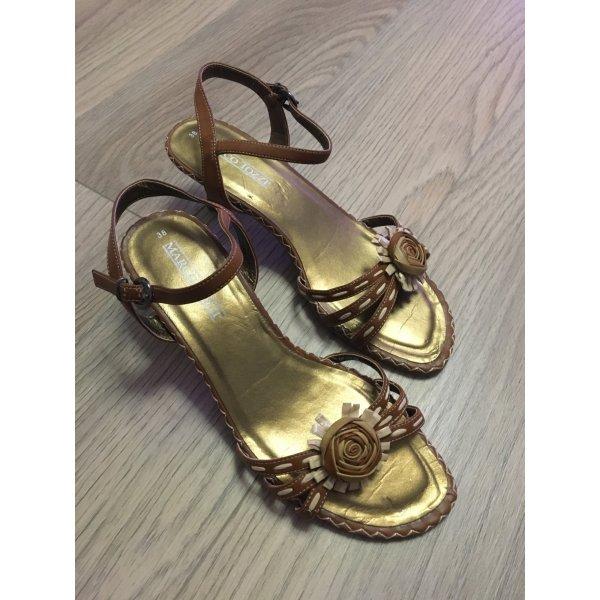 Marco Tozzi High Heel Sandal brown