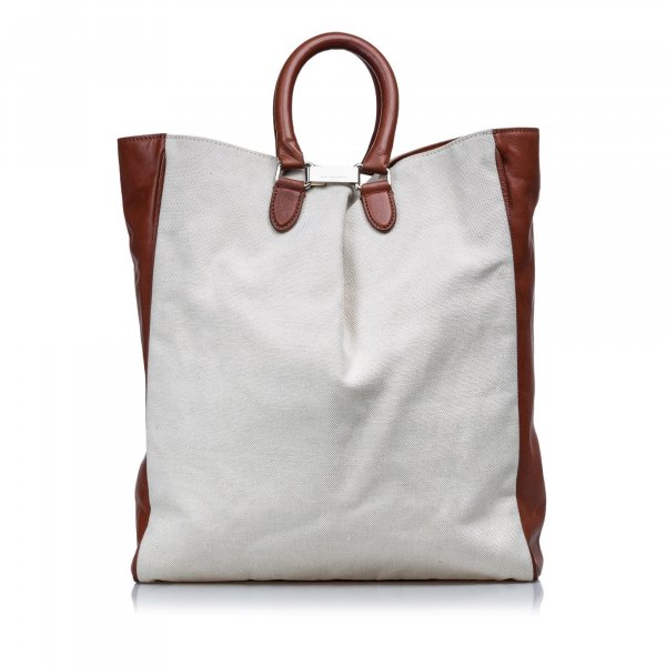 Margiela Canvas Tote Bag