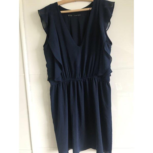 Marineblaues Kleid
