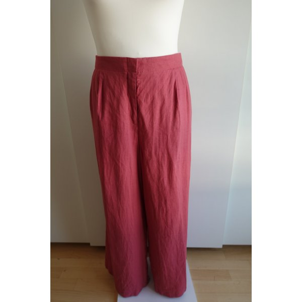 Asos Marlene Trousers bright red