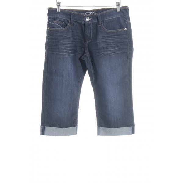 Mavi 3/4 Jeans dunkelblau Casual-Look