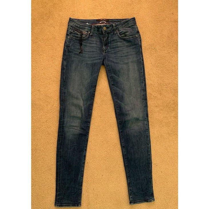 Mavi Damen Skinny Jeans Serena Gr. 28/32