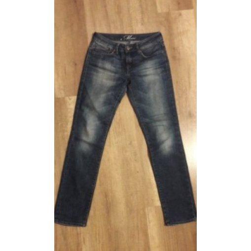 Mavi Jeans Straight Leg schmal slim fit 36 Denim