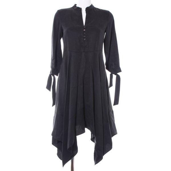 Max & Co. Langarmkleid schwarz Elegant