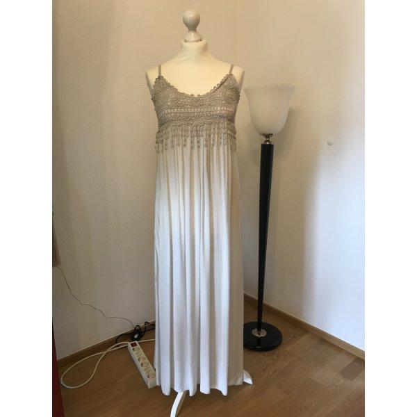 Maxi-jurk goud