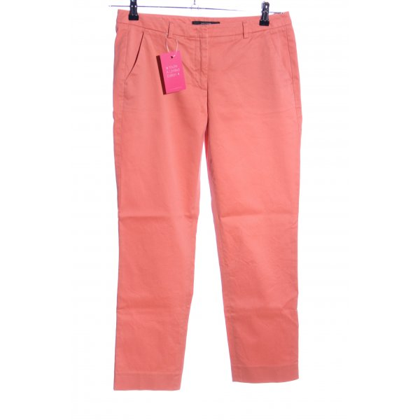 MaxMara Weekend Chinohose pink Business-Look