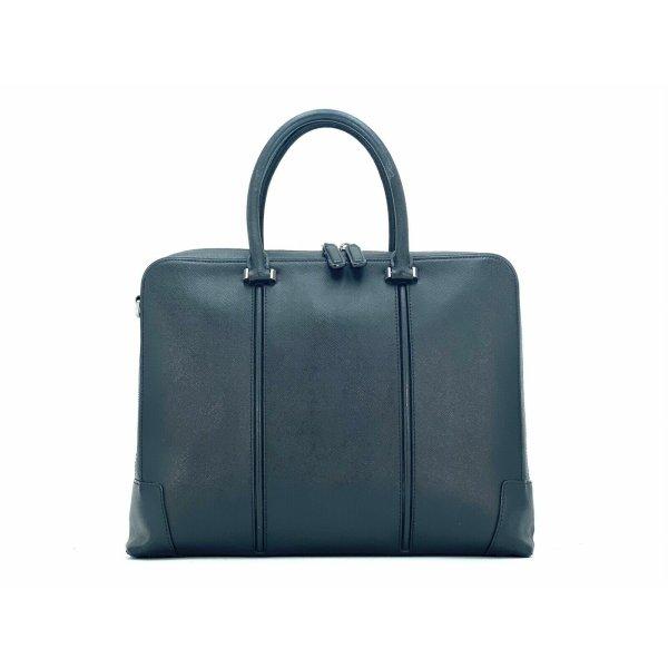 MCM Business Bag Saffiano Leder Messenger Laptoptasche Dokumententasche Tasche
