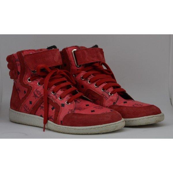 MCM High Top Sneakers
