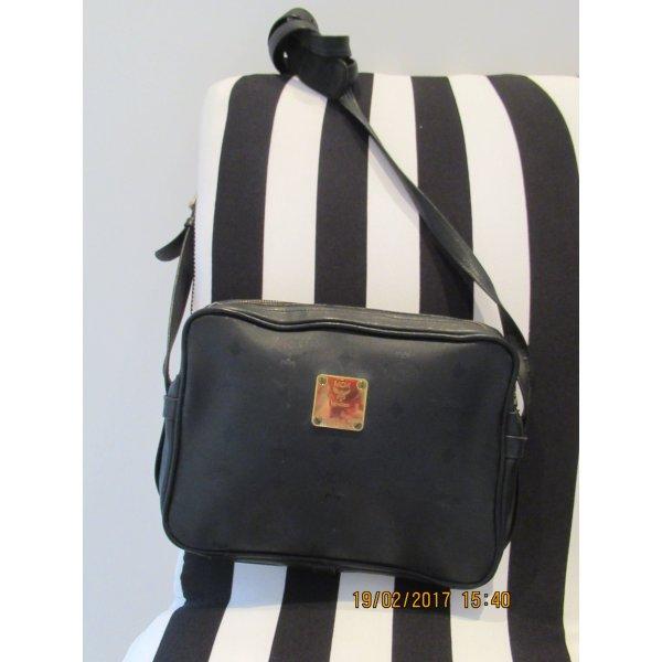 MCM Umhaengetasche klassisch Vintage Schultertasche Tasche