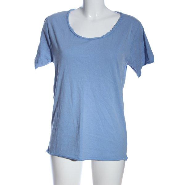 Medicine T-Shirt blau Casual-Look