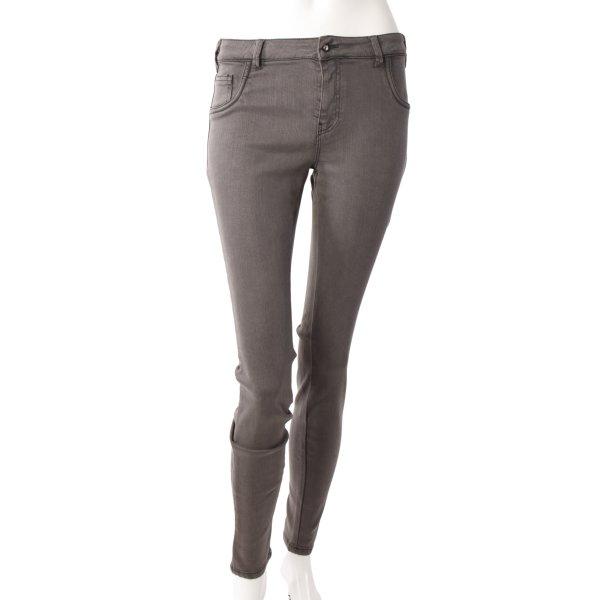 Met Skinny Jeans grau